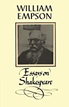 Essays on Shakespeare (Cambridge Paperback…