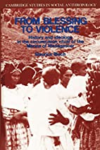 From Blessing to Violence: History and…