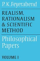Realism, Rationalism and Scientific Method…
