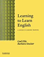 Learning to Learn English Learner's book: A…