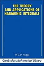 The Theory and Applications of Harmonic…