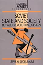 Soviet State and Society between…