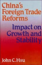 China's Foreign Trade Reforms: Impact on…