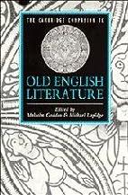 The Cambridge Companion to Old English…