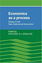 Economics as a Process : Essays in the New…