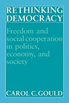 Rethinking Democracy:Freedom and Social…