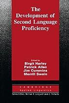 The Development of Second Language…