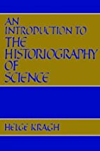 An Introduction to the Historiography of…