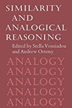 Similarity and Analogical Reasoning by…