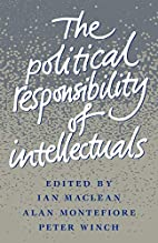 The Political Responsibility of…