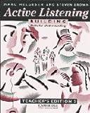 Helgesen, Marc: Active Listening: Building Skills for Understanding Teacher's edition