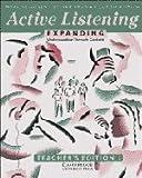 Helgesen, Marc: Active Listening: Expanding Understanding through Content Teacher's edition