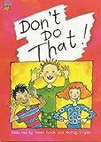 Cook, Helen: Don't Do That! (Cambridge Reading)