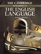 The Cambridge Encyclopedia of the English…