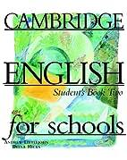 Cambridge English for Schools : Student's…
