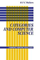 Categories and Computer Science (Cambridge…