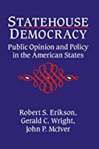 Statehouse Democracy: Public Opinion and…