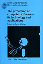 The Protection of Computer Software: Its…