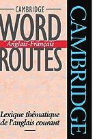Cambridge word routes [anglais-français:…