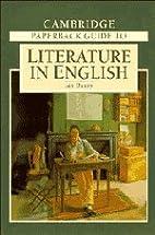 The Cambridge Paperback Guide to Literature…