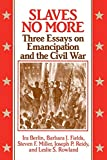 Berlin, Ira: Slaves No More: Three Essays on Emancipation and the Civil War