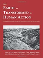The Earth as Transformed by Human Action:…