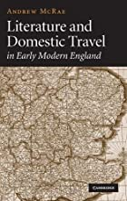 Literature and Domestic Travel in Early…