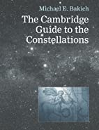 The Cambridge Guide to the Constellations by…