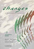 Changes 3 Student's book: English for…
