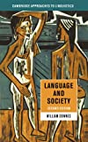 Downes, William: Language and Society