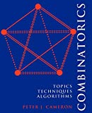 Cameron, Peter J.: Combinatorics: Topics, Techniques, Algorithms