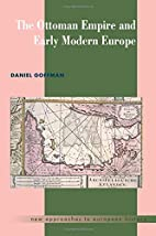 The Ottoman Empire and Early Modern Europe…