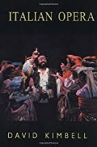 Italian Opera (National Traditions of Opera)…