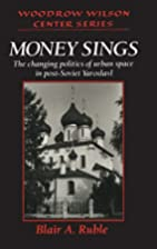 Money Sings: The Changing Politics of Urban…
