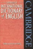 Procter, Paul: Cambridge International Dictionary of English Dictionary