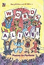 Words Alive!: Poems to Perform (Cambridge…