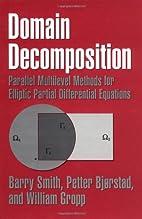 Domain Decomposition: Parallel Multilevel…