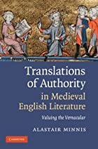 Translations of Authority in Medieval…