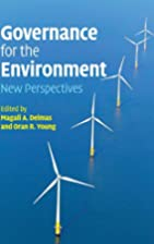 Governance for the Environment: New…