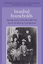 Istanbul Households: Marriage, Family and…