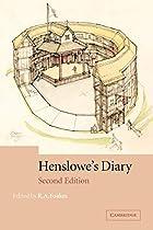Henslowe's Diary by Philip Henslowe