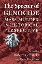 The Specter of Genocide: Mass Murder in…