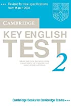 Cambridge Key English Test 2 Audio Cassette:…