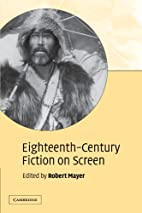 Eighteenth-Century Fiction on Screen by…
