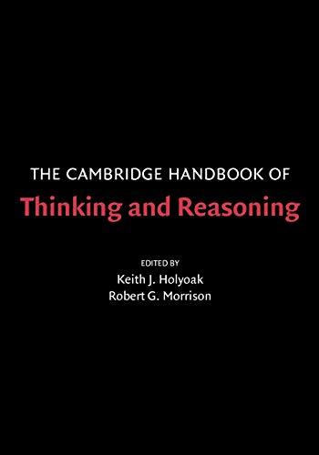 the-cambridge-handbook-of-thinking-and-reasoning-cambridge-handbooks-in-psychology