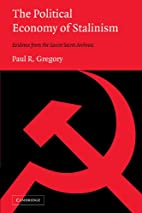 The Political Economy of Stalinism: Evidence…