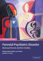 Parental Psychiatric Disorder: Distressed…