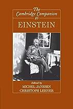 The Cambridge Companion to Einstein by…