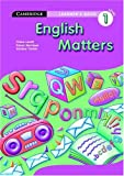 Londt, Claire: English Matters Grade 1 Learner's Book