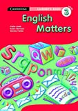 Londt, Claire: English Matters Grade 3 Learner's Book